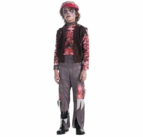 Zomboy Erkek Çocuk Kostümü