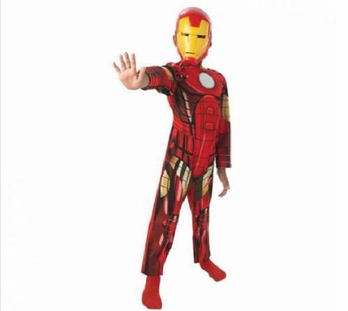 Iron Man Erkek Çocuk Kostümü