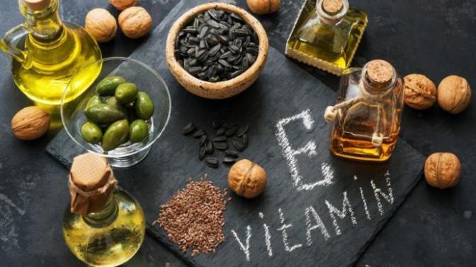 E Vitaminini Hayatınıza Dahil Etmeniz İçin Bazı Faydalarını Açıklıyorum!