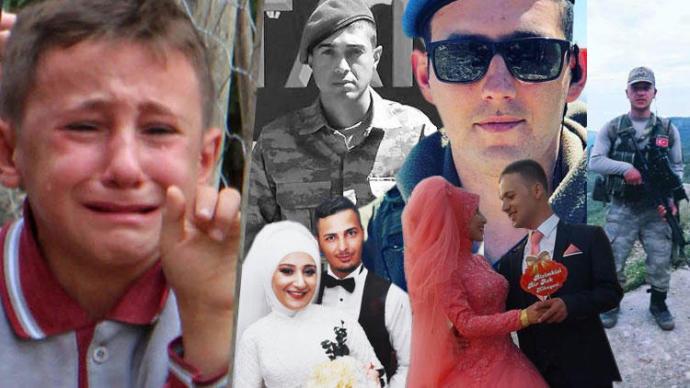 Erdoğan: Şehitlerimizin Kanlarını Yerde Bırakmayacağız