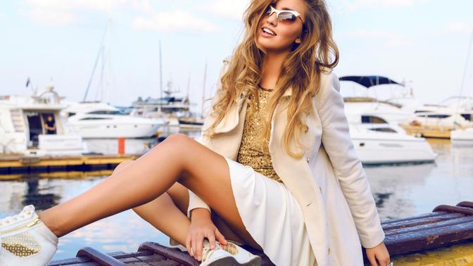 Sonbaharda Tıraşı Tercih Ederek Zahmetsiz Yoldan Güzelliğe Ulaşan Kızların Çok İyi Bildiği 5 Durum