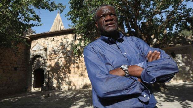 Nobel Barış Ödülünün Sahibi, Kadına Şiddet ve Tecavüz Karşıtı Eylemleriyle Bilinen Nadia Murad ve Denis Mukwege Oldu