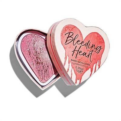 2 I Heart Makeup Bleeding Heart Highlighter
