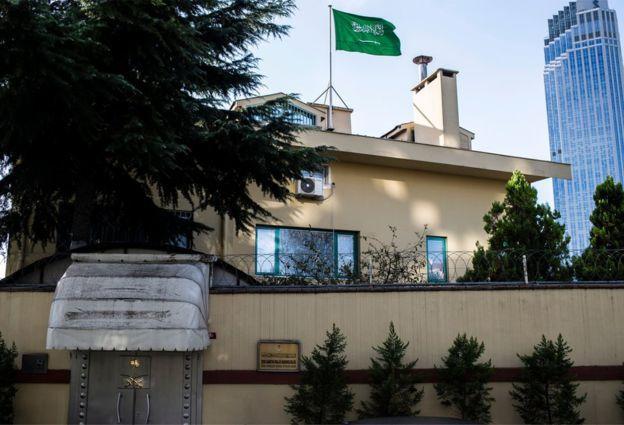 Suudi Muhalif Gazeteci Cemal Kaşıkçı'nın Suudi Arabistan'ın İstanbul Başkonsolosluğu'nda Kayboldu