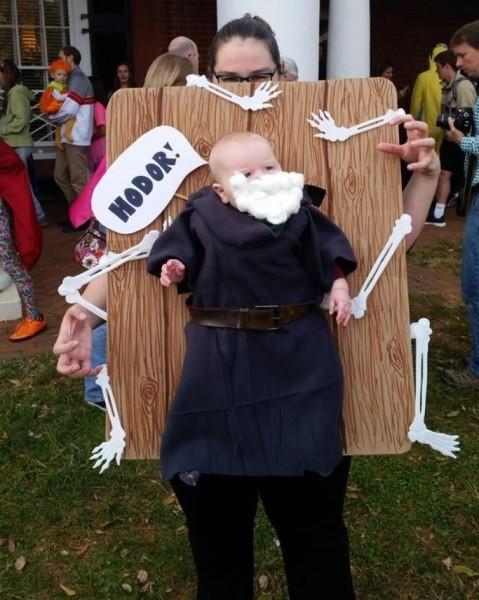Cadılar Bayramının Korkutucu Kostümlerini Bile Minnoşlaştıran 6 Bebek