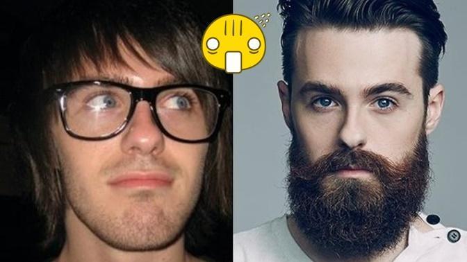 Kadınların Makyajı Varsa Erkeklerin Sakalları Var: Sakalın Erkeğe Evrim Geçirttiğinin Kanıtı Olacak 8 Değişim!