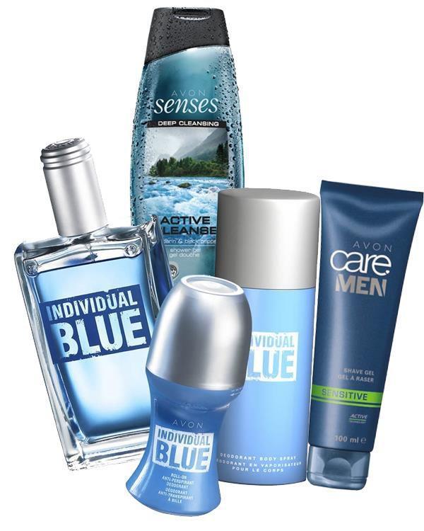 5) Kendinize özen göstermek adına Kişisel bakım seti ( Deodorant, duş ve tıraş jeli, rollon ve parfüm)