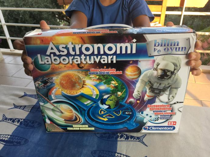 Astronomi Laboratuvarı
