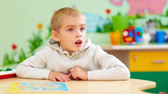 Zeka geriliği ile otizm