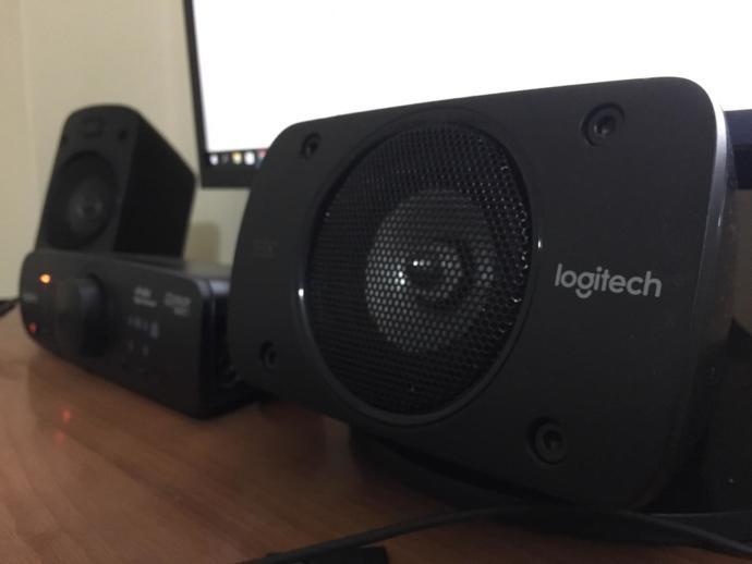 Logitech Z906 5.1 Ev Sinema Ses Sistemi