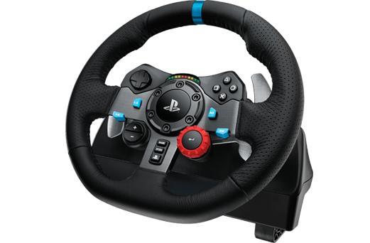 Logitech G29 Driving Force Yarış Direksiyonu + Driving Force Vites