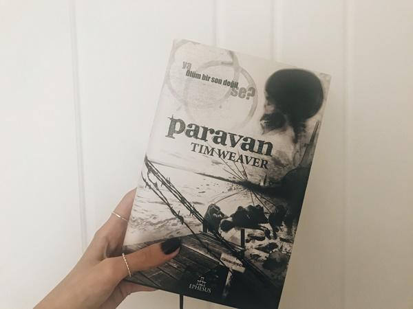Tim Weaver - Paravan