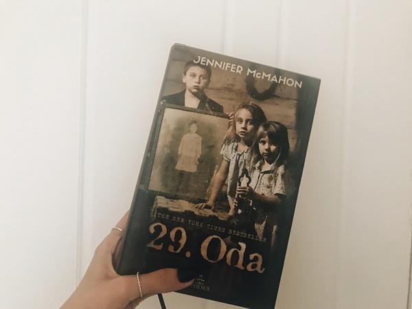 29. Oda - Jennifer McMahon