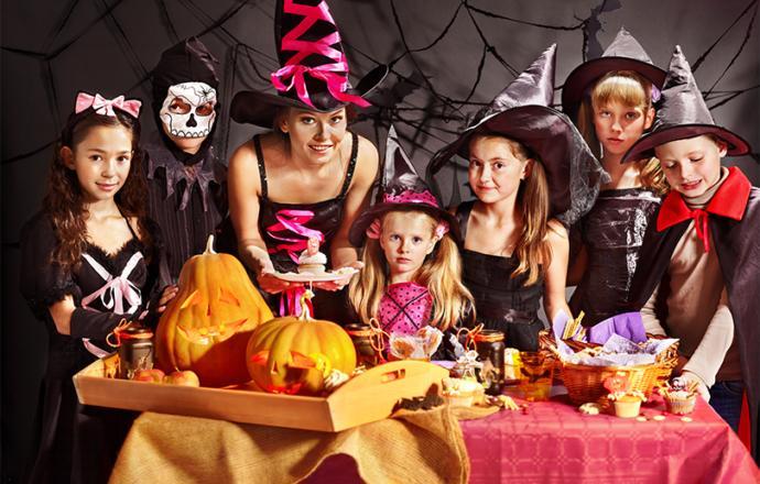 Cadılar Bayramı - Halloween