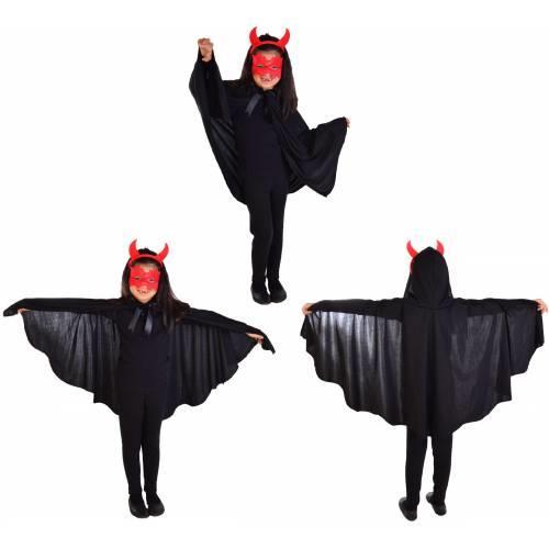 Yarasa Kız Kostümü