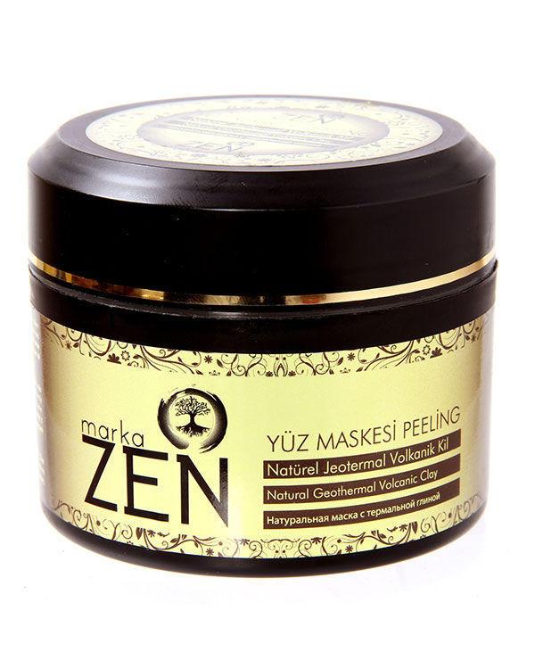 Zen Volkanik Kil Yüz Maskesi Peeling