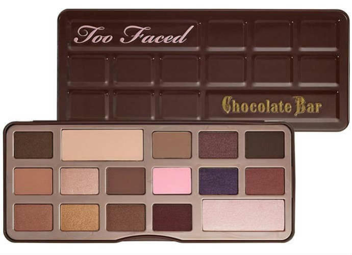 Too Faced The Chocolate Bar Eyeshadow Palette