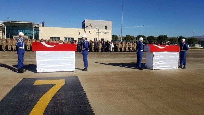 Tunceli'de İki Askerin Donarak Şehit Olmasıyla İlgili Adli ve İdari Soruşturma Açıldı