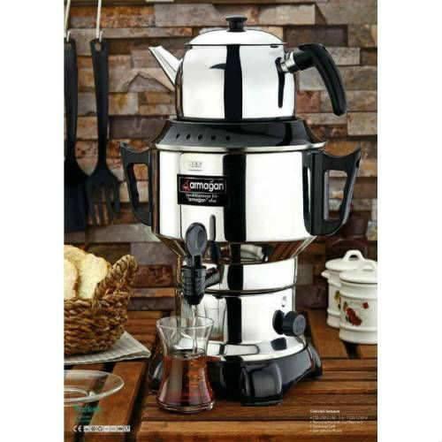 Armağan Semaver Çay Makinesi