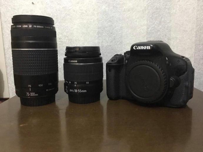 Fotoğraf Çekmenin Keyfini Canon İle Çıkarın! Çok Memnun Kaldığım Fotoğraf Makinem: Canon EOS 750D