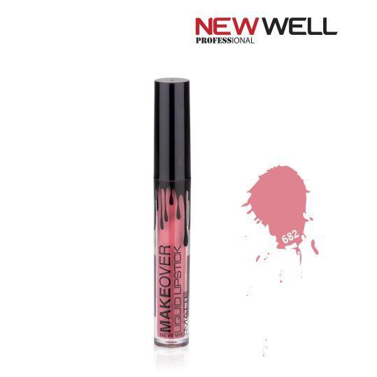 New Well Makeover Liquit Lipstick Kalıcı Ruj