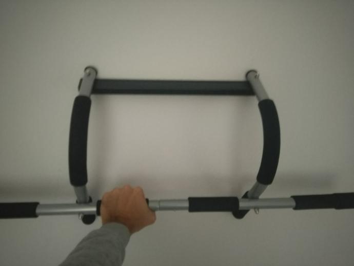 İron Gym Kapı Barfiksi Mekik Şınav Barfix Aleti