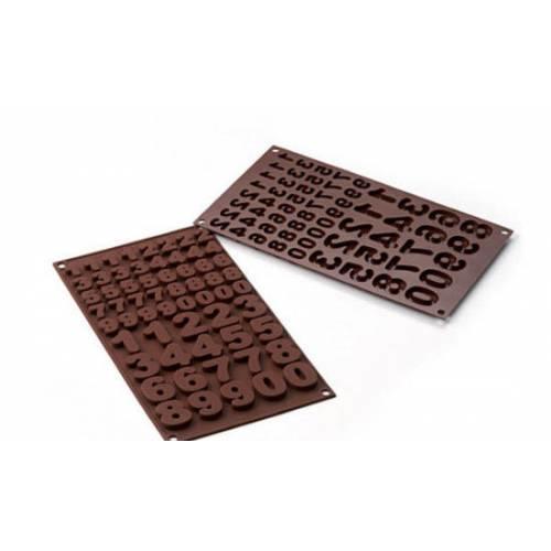 Silikomart Çikolata Kalıbı