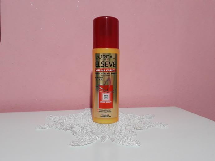 Elseve Sıvı Saç Kremi