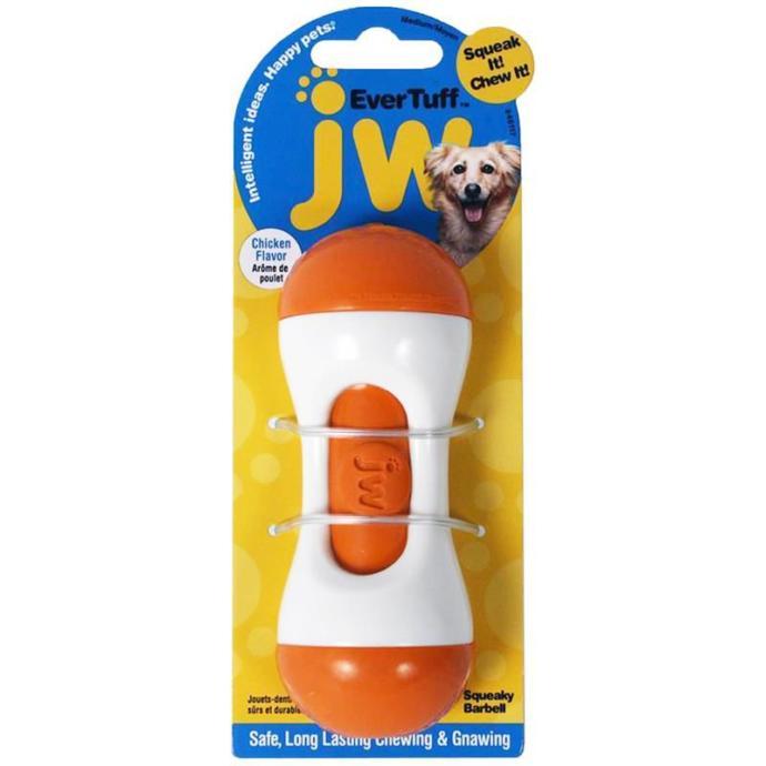 Jw EverTuff Renkli Kemik Şeklinde Çiğneyici Large