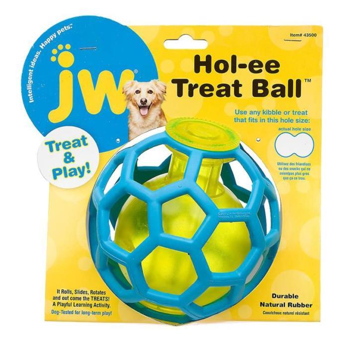 Jw Hol-EE Treat Ball Zeka Ödül Topu Köpek Oyuncağı