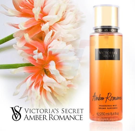 Victoria's Secret Amber Romance Body Mist