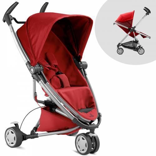 Quinny Zapp Extra 2 Çift Yönlü Bebek Arabası