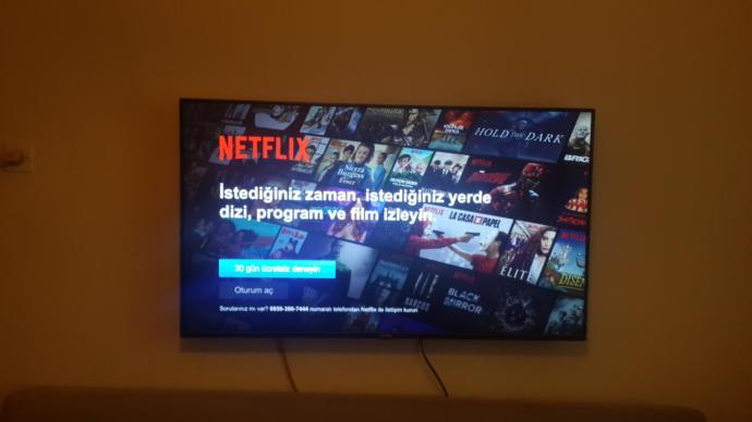 Film İzleme Zevkimi Kat Kat Arttıran Televizyonum, Vestel 4K Smart TV'yi İnceliyorum!