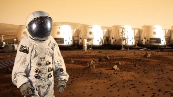 Çin Mars'ta Gerçekleştireceği İlk Keşif Görevine 2020 Yılında Çıkacak