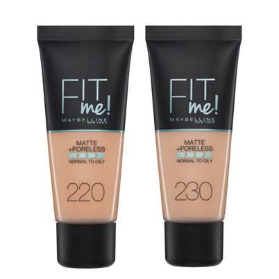 Maybelline Fit Me Fondöten