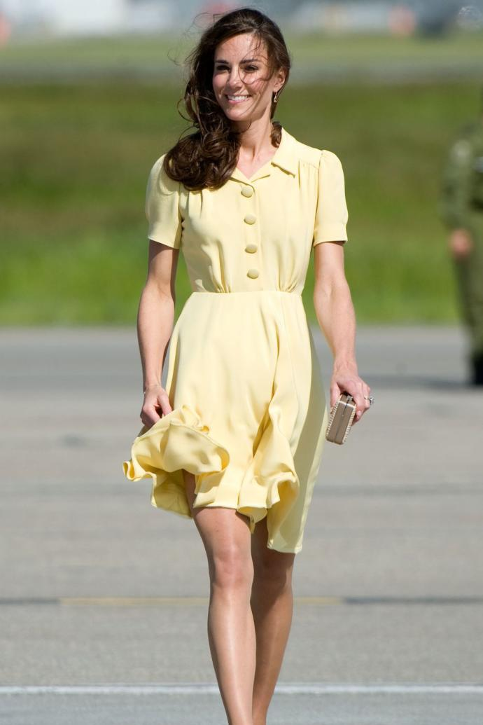 Sürekli Karşılaştırılan Kraliyet Ailesi Güzelleri Kate Middleton ve Meghan Markle'ın Stillerini İnceliyorum!