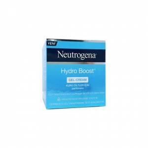 2. Nemlendirme ritüelim Neutrogena Hydro Boost Gel Crem