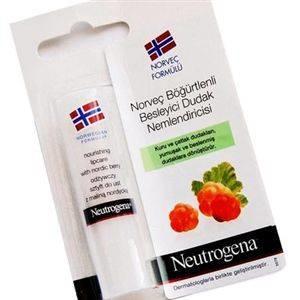 3. Nemli ve çekici dudaklar için Neutrogena Böğürtlenli Besleyici Dudak Nemlendiricisi