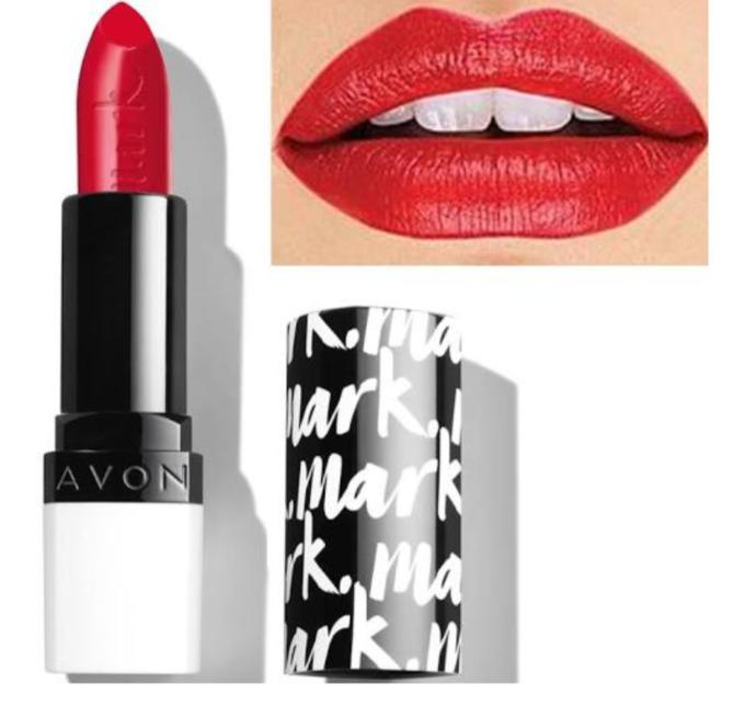 Avon Mark Epik Ruj-Red Extreme