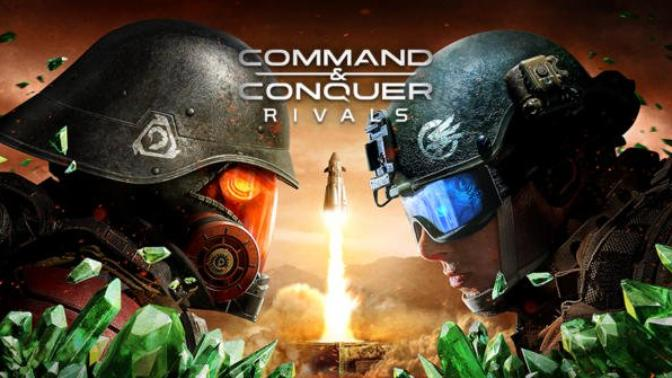 Efsanevi Strateji Oyunu Command & Conquer: Rivals Telefonlara Konuk Oluyor!