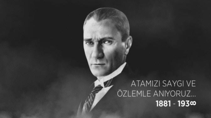 """Ölümü Bile Ölümsüz Olan Adam: """"Atatürk"""" İçin Atılmış Birbirinden Sıcak Tweetler!"""