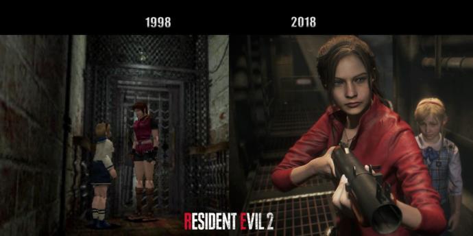 1998'in Efsanevi Korku Oyunu, Resident Evil 2 Remake Olarak Dönüyor!