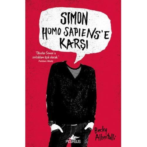 Simon, Homo Sapıense Karşı - Becky Albertallı