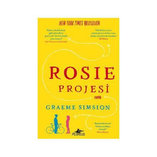 Rosie Projesi - Graeme Simsion
