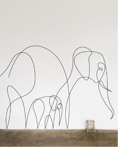 Minimalist Resimleriyle Aklınızı Başınızdan Alacak Sanat Grubunun Harika Çizimleri