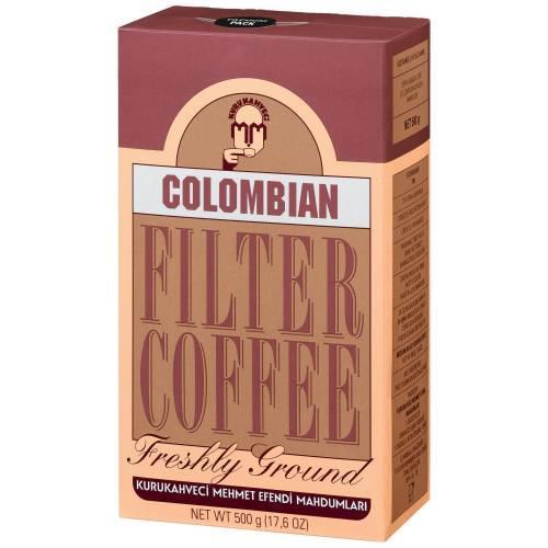 Kurukahveci Mehmet Efendi Colombian filtre kahve