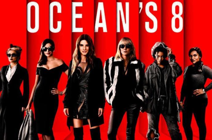 Yüzyılın en büyük soygunu kadınlarla yapılır: Ocean's Eight