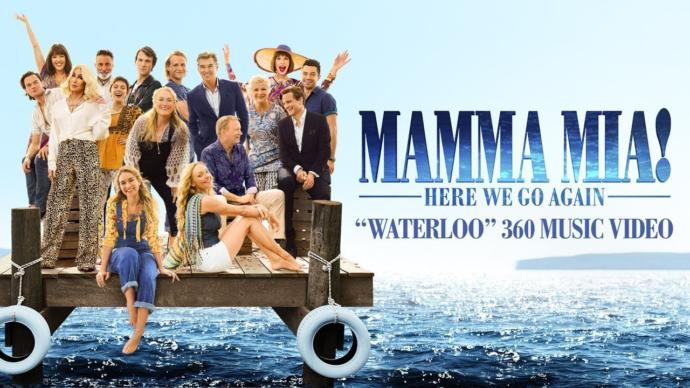 Mamma Mia Here We Go Again!