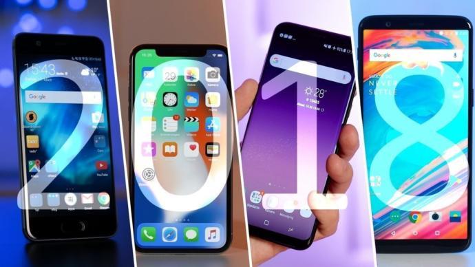 En iyi telefon modelleri [2018]