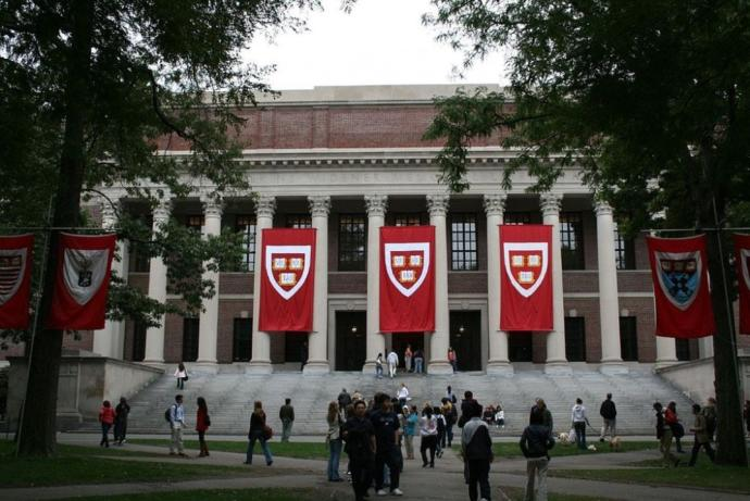 Harvard...